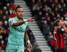 "Bournemouth 1-2 Arsenal: Niềm vui trở lại với ""Pháo thủ"""