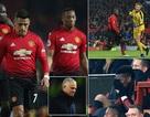 Man Utd 0-0 Crystal Palace: Ngập tràn thất vọng