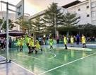 Bế mạc Giải bóng rổ Học sinh Tiểu học Hà Nội năm 2018