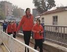 Bé gái 11 tuổi cao 2,1 mét, lập kỷ lục thế giới