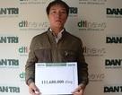 Gần 112 triệu đồng đến với gia đình em Lý Minh Hiếu
