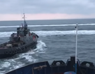 Ukraine đòi Nga bồi thường và trả tàu chiến ngay lập tức