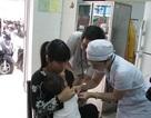 Nhiều trẻ chưa được tiêm chủng vì vắc xin 5 trong 1 đã hết từ tháng 9