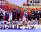 Thái Sơn Nam đoạt cúp futsal quốc gia 2018