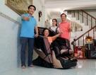 Ghế massage giúp bảo vệ sức khoẻ gia đình mùa Đông