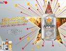 Sapporo – Bia đỉnh cho văn hóa uống bia tùy chỉnh