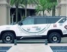 """Cảnh sát Dubai được trang bị SUV tuần tra """"khủng"""""""