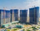 """""""Nhà ở hạng sang tốt nhất Việt Nam"""" Sunshine City chính thức cất nóc tòa đầu tiên"""