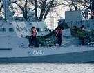 Nga sẽ giam giữ 12 thủy thủ Ukraine trong 2 tháng