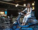 Piaggio sẽ đưa xe máy điện Vespa Elettrica về Việt Nam