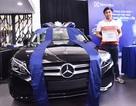 Ngỡ ngàng khi bỗng dưng trúng xe Mercedes gần 1,4 tỷ