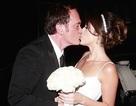 Đạo diễn quái kiệt Quentin Tarantino cưới vợ lần đầu ở tuổi 55