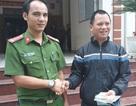 Đại úy công an nhặt được gần 10 triệu đồng trả người đánh mất