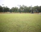 Cận cảnh sự xuống cấp của sân Panaad trước trận Philippines - Việt Nam