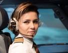 """Vẻ đẹp của những nữ phi công đam mê """"chinh phục bầu trời"""""""