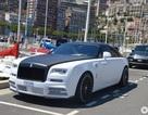 """Rolls-Royce Wraith khác lạ dưới bàn tay """"phù thủy"""" Mansory"""