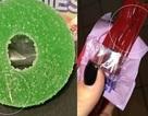 Mỹ cảnh báo phát hiện kim khâu trong kẹo