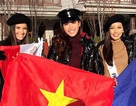 """Minh Tú phản ứng thế nào sau khi bị tố """"mua giải"""" ở Miss Supranational"""