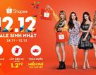 Shopee sale sinh nhật 12.12 kỷ niệm một năm tăng trưởng