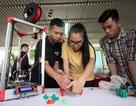Những sản phẩm sáng tạo mới lần đầu được giới thiệu trong ngày hội Toán học mở 2018