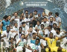 Đánh bại Hàn Quốc, Saudi Arabia vô địch giải U19 châu Á 2018