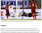 Báo nước ngoài đánh giá Việt Nam là ứng cử viên số 1 vô địch AFF Cup 2018