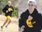 """Justin Bieber xuống tóc, trở lại hình ảnh """"hotboy"""""""