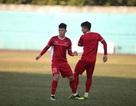 Đội tuyển Việt Nam tại Lào: Ăn ngon, tập sân xấu