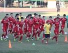 """Không phải tập sân """"bê tông"""", đội tuyển Việt Nam hào hứng chờ gặp tuyển Lào"""