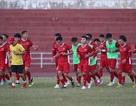 Sân tập cứng như bê tông, đội tuyển Việt Nam chuyển nơi tập