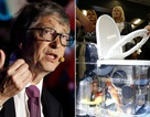 """Tỷ phú Bill Gates giới thiệu… """"nhà vệ sinh tương lai"""" không cần nước"""