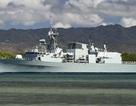 """Canada điều tàu chiến tập trận """"nắn gân"""" Trung Quốc trên biển"""