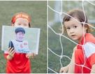Em bé lai Canada – Việt Nam có đôi mắt giống tuyển thủ Lương Xuân Trường
