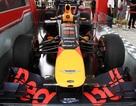 Cận cảnh chiếc xe đua F1 trị giá trăm tỉ được trưng bày trên đường phố Hà Nội