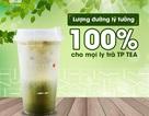 Bất ngờ về sự xuất hiện của trà sữa TP TEA hàng đầu Đài Loan