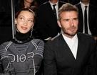 Bella Hadid dự sự kiện cùng David Beckham