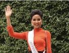 H'hen Niê nổi bật trong ngày đầu tiên đến Hoa hậu Hoàn vũ Thế giới