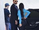 Kim Kardashian sành điệu ra phố cùng gia đình