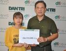 Gần 107 triệu đồng đến với cô bé Phương Thảo chăm bố, mẹ ung thư