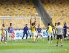 Malaysia hứng khởi trong buổi tập, sẵn sàng tiếp đón tuyển Việt Nam