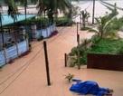 Mưa lũ ở miền Trung làm 2 người chết, hơn 4.600 nhà bị ngập nước