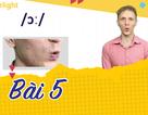 Học tiếng Anh: Luyện cặp âm /ɔː/ & /ɒ/ vừa nhanh vừa chuẩn