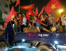 Công an Hà Nội tung quân chống gây rối trận chung kết trận lượt đi