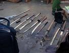 Vụ giết bạn phi tang xác trên đèo: Phát hiện kho vũ khí nhà nghi phạm