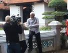Tài tử từng đoạt giải Oscar Morgan Freeman tới Hà Nội quay phim