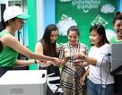 """Điểm Check-in Hạnh phúc """"đổ bộ"""" Hà Nội"""