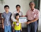 Hơn 37 triệu đồng tiếp tục đến với gia đình anh Phạm Văn Công