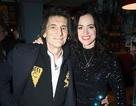 Ronnie Wood hạnh phúc bên vợ kém 30 tuổi