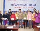 Công ty điện lực Thanh Hóa thăm và tặng quà hộ nghèo nhân tháng tri ân khách hàng năm 2018