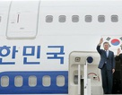 Chuyên cơ của tổng thống Hàn Quốc bị Mỹ trừng phạt?